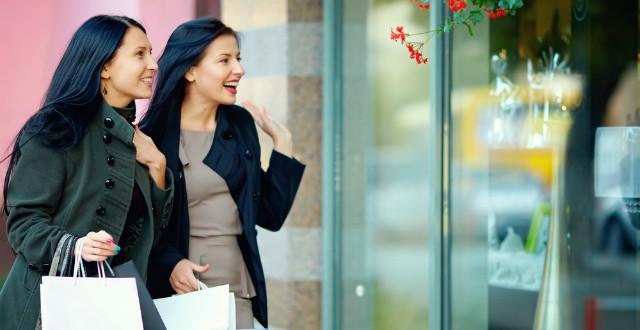 Entenda a importância da vitrine da loja para as vendas