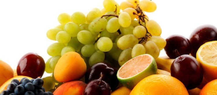 Quais as 6 frutas importantes para o consumo?